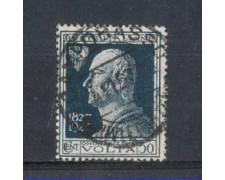 1927 - LOTTO/REG211U - REGNO - 50c. A. VOLTA - USATO