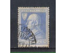 1927 - LOTTO/REG213U - REGNO - 1,25 LIRE A.VOLTA - USATO