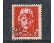1929 - LOTTO/REG255U - REGNO - 2 LIRE IMPERIALE - USATO