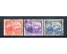 1939 - LOTTO/REG451CPU - REGNO - CENTENARIO FERROVIE - USATI