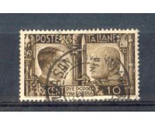 1941 - LOTTO/REG452U - REGNO - 10c. FRATELLANZA  - USATO