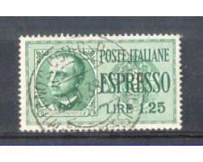 1932 - LOTTO/REGEX15U - REGNO - ESPRESSO 1,25 LIRE - USATO