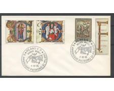 1976 - ITALIA - MILANO S. ABROGIO PATRONO DI MILANO - BUSTA - LOTTO/31799