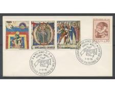 1976 - ITALIA - MILANO S. AMBROGIO PATRONO DI MILANO - BUSTA - LOTTO/31800