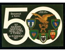 1977 - ITALIA - TORINO - 50° ADUNATA NAZIONALE ALPINI - LOTTO/31213
