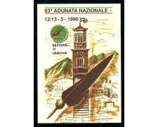 1990 - ITALIA - VERONA - 63° ADUNATA NAZIONALE ALPINI - LOTTO/31217