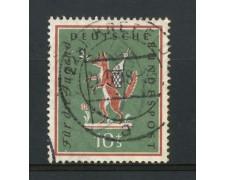 1958 - GERMANIA FEDERALE - 10p. PRO GIOVENTU' - USATO - LOTTO/30826U