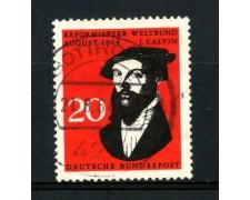 1964 - GERMANIA FEDERALE - 20p. CHIESE RIFORMATE - USATO - LOTTO/30883U