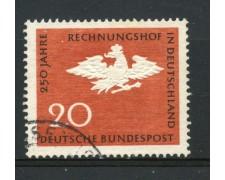 1964 - GERMANIA FEDERALE - 20p. CORTE DEI CONTI - LOTTO/30889U