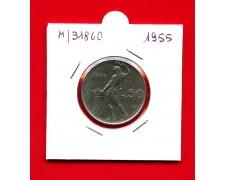 1955 - REPUBBLICA - 50 LIRE VULCANO I° TIPO - LOTTO/M31860