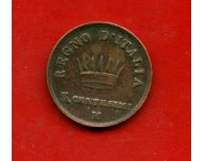 1813 - REGNO D'ITALIA - 3 CENTESIMI NAPOLEONE I° - LOTTO/M30913