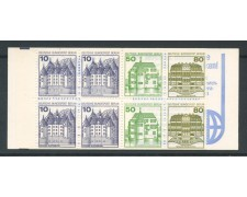 1982 - BERLINO - LIBRETTO CASTELLI E FORTEZZE - NUOVO - LOTTO/30196