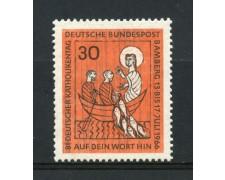 1966 - GERMANIA FEDERALE - 81° GIORNATA CATTOLICA - NUOVO - LOTTO/30926
