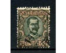 1910 - REGNO - 10 LIRE FLOREALE - USATO - LOTTO/16482