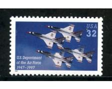 1997 - STATI UNITI - DIPARTIMENTO FORZE AEREE - NUOVO - LOTTO/29296