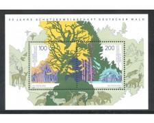 1997 - GERMANIA FEDERALE - PROTEZIONE FORESTE - FOGLIETTO NUOVO - LOTTO/29492