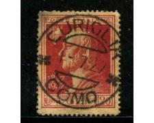 1927 - REGNO - 20 cent. A.VOLTA - ANNULLO CURIGLIA COMO - LOTTO/29851