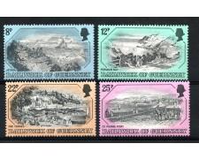1982 - GUERNSEY - STAMPE ANTICHE 4v. NU0VI - LOTTO/22115