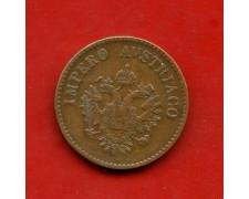 1852 - REGNO LOMBARDO VENETO - 10 CENTESIMI - LOTTO/M30916