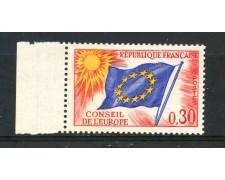1963/71 - FRANCIA - 30c. CONSIGLIO D'EUROPA - NUOVO - LOTTO/ 30065