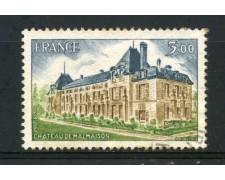 1976 - FRANCIA - TURISTICA MALMAISON - USATO - LOTTO/30086