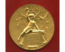 1910 - GRAN BRETAGNA - MEDAGLIA ESPOSIZIONE INTERNAZIONALE DI LONDRA - LOTTO/M30114