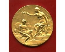 1910 - FRANCIA - MEDAGLIA ESPOSIZIONE INTERNAZIONALE DI PARIGI - LOTTO/M30115