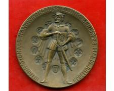 1938 - GERMANIA BERLINO - MEDAGLIA MOSTRA INTERNAZIONALE DI ARTIGIANATO - LOTTO/M30116