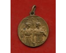 1918 - ITALIA - MEDAGLIA  OCCUPAZIONE DI TRENTO E TRIESTE - BRONZO - LOTTO/M30121