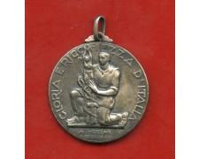 1928 - ITALIA - MEDAGLIA GLORIA E RICCHEZZA D'ITALIA - LOTTO/M30132