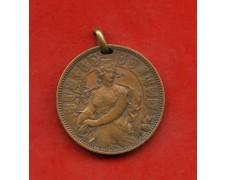 1906 - ITALIA - MEDAGLIA RICORDO DELL'ESPOSIZIONE INTERNAZIONALE DI MILANO - LOTTO/M30141