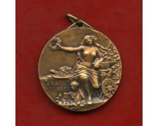 1947 - ITALIA - MILANO MEDAGLIA ARS ET LABOR ESPOSIZIONE ARTIGIANA CALZOLAI - LOTTO/M30145