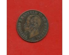1861- REGNO - 2 CENTESIMI VITTORIO EMANUELE II° - LOTTO/M30218