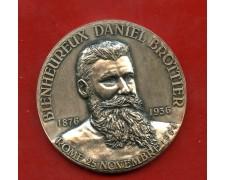 1984 - MEDAGLIA  BIENHEUREUX DANIEL BROTTIER - LOTTO/M30187