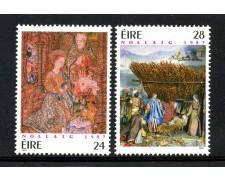 1987 - IRLANDA - NATALE 2v . - NUOVI - LOTTO/19669