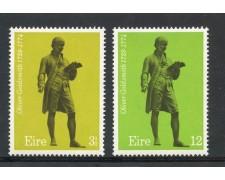 1974 - IRLANDA - GOLDSMITH 2v . - NUOVI - LOTTO/19214