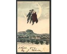 1904 - GERMANIA - CARTOLINA DA SINGEN A GENOVA - LOTTO/20810