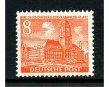 1949 - BERLINO - 8p. MONUMENTI - NUOVO - LOTTO/31943