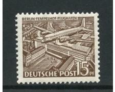 1949 - BERLINO - 15p. MONUMENTI - NUOVO - LOTTO/31945