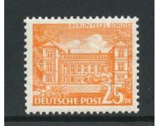 1949 - BERLINO - 25p. MONUMENTI - NUOVO - LOTTO/31946