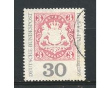 1969 - GERMANIA FEDERALE - 30p. GIORNATA FILATELICA - USATO - LOTTO/30969U