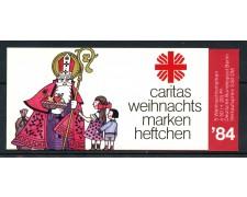 1984 - BERLINO - LIBRETTO DI NATALE  CARITAS - LOTTO/30193