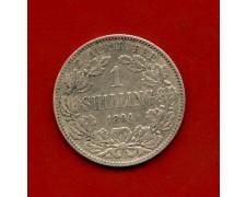 1894 - SUD AFRICA -  1 SCELLINO ARGENTO - LOTTO/M31017