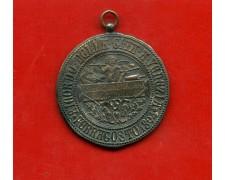 1894 - MILANO - MEDAGLIA FEDERAZIONE ITALIANA LAVORATORI DEL LIBRO - LOTTO/M31019