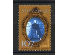 2001 - SLOVENIA - EUROPA L'ACQUA - NUOVO - LOTTO/34146