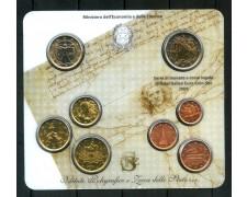 2006 ITALIA - SERIE COMPLETA EURO IN CONFEZIONE DELLA ZECCA 8v. - LOTTO/M30645