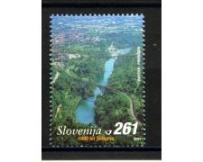 2001 - SLOVENIA - CITTA' DI SOLKAN - NUOVO - LOTTO/34143