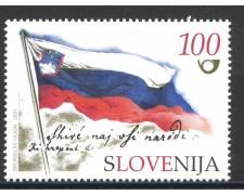 2001 - SLOVENIA - INDIPENDENZA - NUOVO - LOTTO/34148