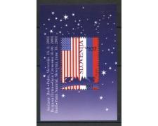 2001 - SLOVENIA - SUMMIT AMERICANO-RUSSO - FOGLIETTO NUOVO - LOTTO/34151