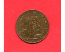 1912 - REGNO - 2 CENT. ITALIA SU PRORA - LOTTO/M32358